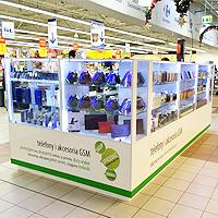 Rybnik Galeria Śląska Carrefour